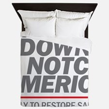 Take it down a notch Queen Duvet