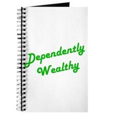 Dependently Wealthy Journal