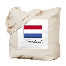 Netherlands - Dutch Flag Tote Bag