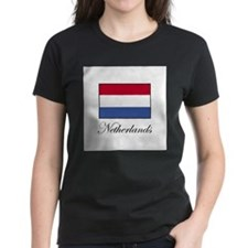 Netherlands - Dutch Flag Tee