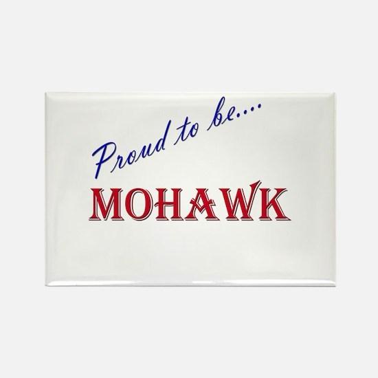 Mohawk Rectangle Magnet