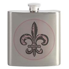 FleurAntiqueSurvivorTRc Flask