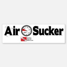 2-Airsucker-PG Bumper Bumper Sticker
