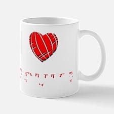 I.Love.Masuka_DARK T Mug