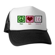 peacelovesixteen Hat
