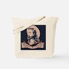 jesus-mullet-TIL Tote Bag