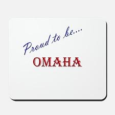 Omaha Mousepad