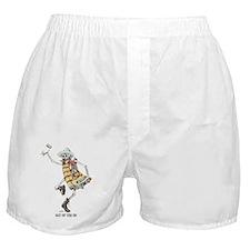 dead-ed Boxer Shorts
