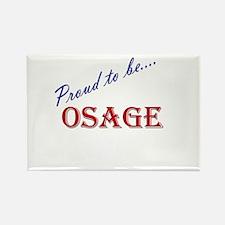 Osage Rectangle Magnet
