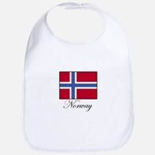 Norway - Norwegian Flag Bib