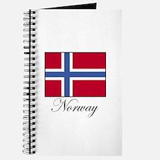 Norway - Norwegian Flag Journal