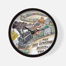 big_government_ Wall Clock