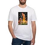 MidEve & Nova Scotia Fitted T-Shirt
