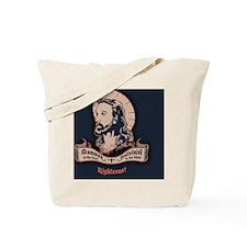 jesus-mullet-BUT Tote Bag