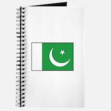 Pakistan Flag Journal