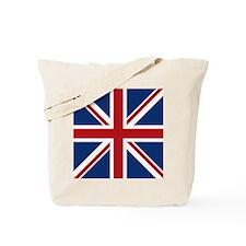union-jack_18x18 Tote Bag