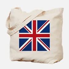union-jack_18x18 Tote Bag