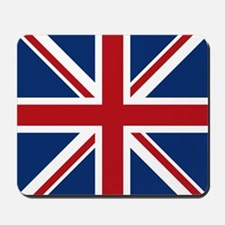 union-jack_18x18 Mousepad