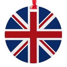 union-jack_18x18 Ornament