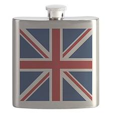 union-jack_18x18 Flask