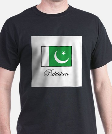 Pakistan - Pakistani Flag T-Shirt