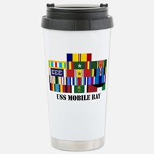 uss-mobile-bay-group-text Stainless Steel Travel M