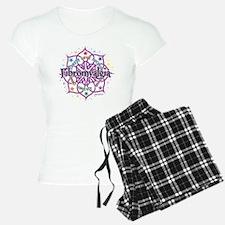 Fibromyalgia-Lotus pajamas