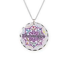 Fibromyalgia-Lotus Necklace