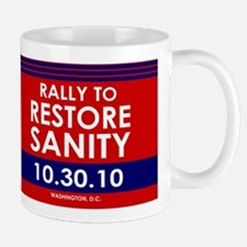 sanity35button Mug