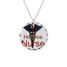 CAD. Hospice Nurse  Necklace
