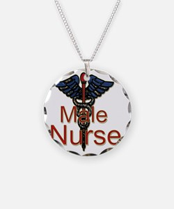 CAD. Male Nurse   Necklace