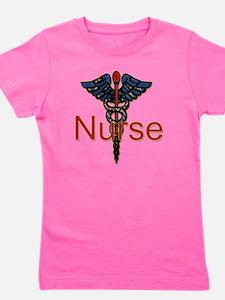 CAD. Nurse  Girl's Tee