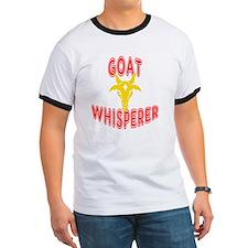 goat whisperer dark T
