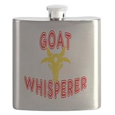 goat whisperer dark Flask