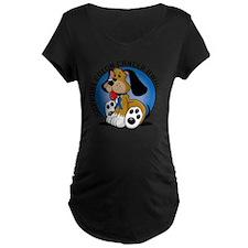 Colon-Cancer-Dog T-Shirt