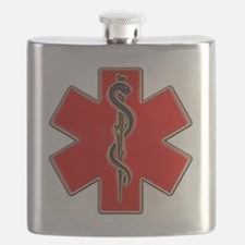 Red Cad copy Flask