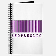 Shopaholic Barcode Design Journal