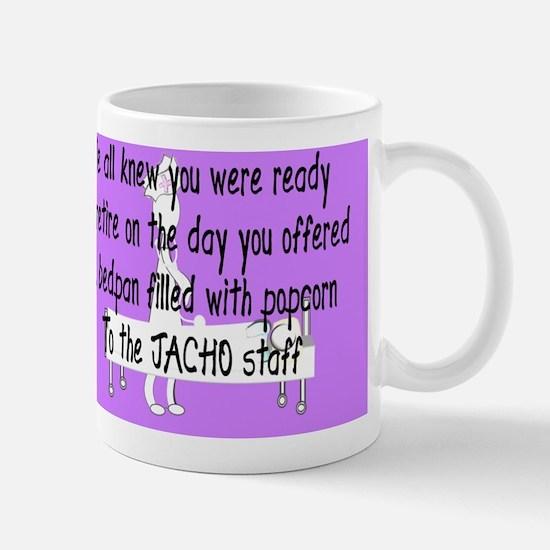 STORY ART JACHO POPCORN Mug