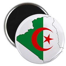 4-algeria_flag_map Magnet