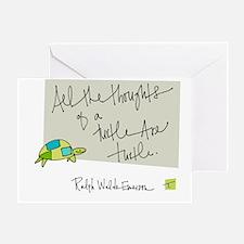 Turtle Turtle Turtle Greeting Cards