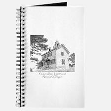 Yaquina Bay Lighthouse Journal