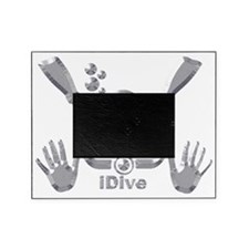 IDIVE 2010 SILVER Picture Frame