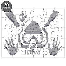IDIVE 2010 SILVER Puzzle