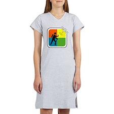 GeoCache Man Women's Nightshirt