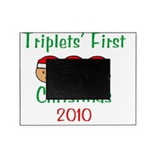 santa_hat_trips 2010 Picture Frame