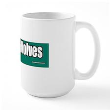 Save-The-Wolves-Bumper-Sticker Mug
