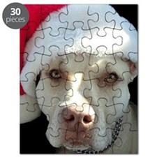 2-christmas lola Front Puzzle
