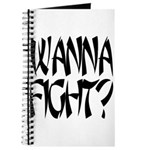 Wanna Fight? Journal