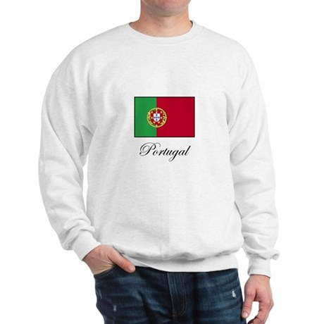 Portugal - Portugese Flag Sweatshirt