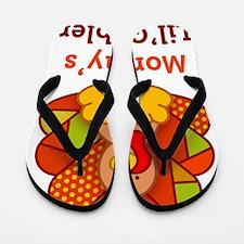 MommysLilGobbler_Light Flip Flops